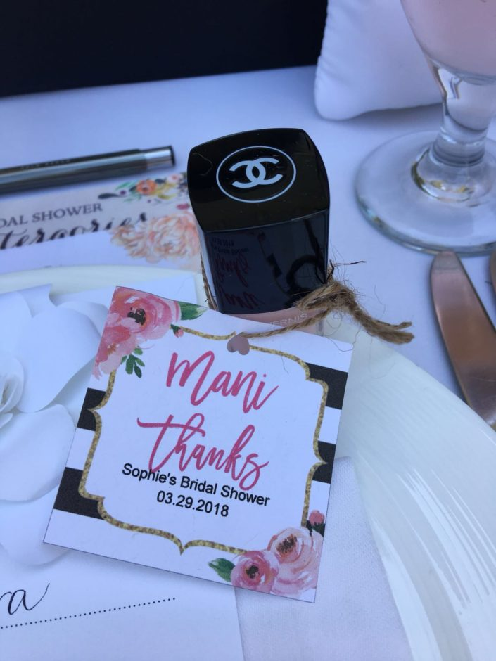 Bridal/Baby Showers